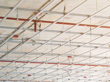 T-Bar ceiling suspension system